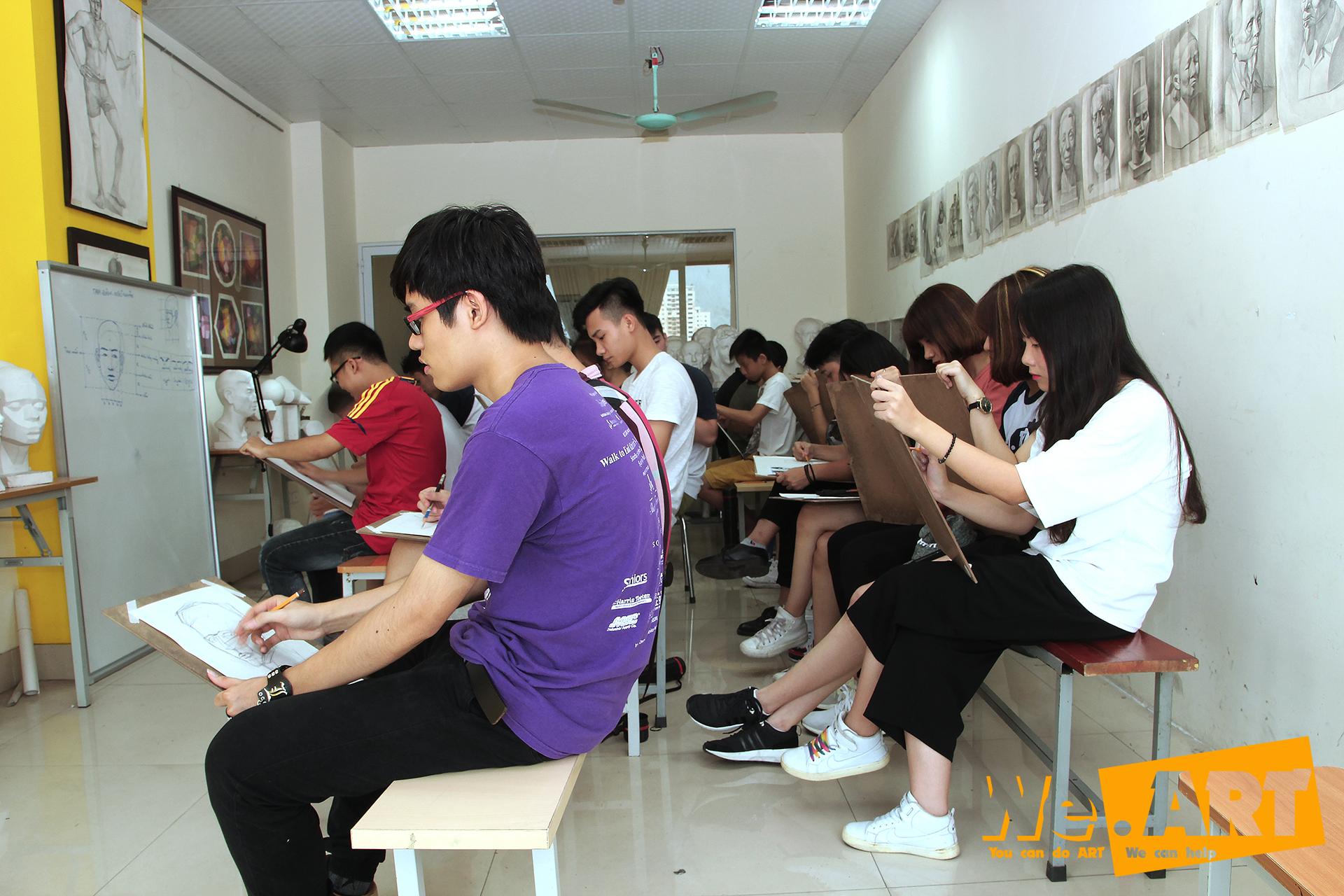 học sinh ve khoi v