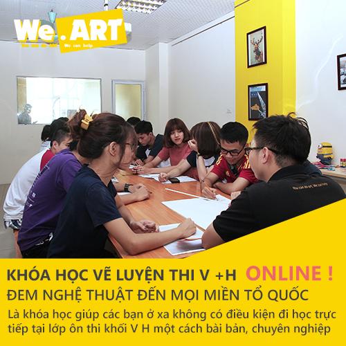 Học vẽ online