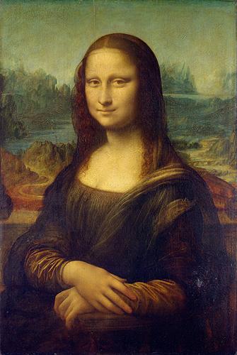 "Bức "" Mona Lisa "" -Leonardo da Vinci"