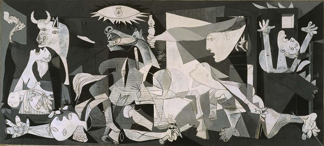 bức Guernica picasso
