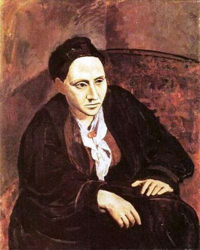 Chân dung của Gertrude Stein